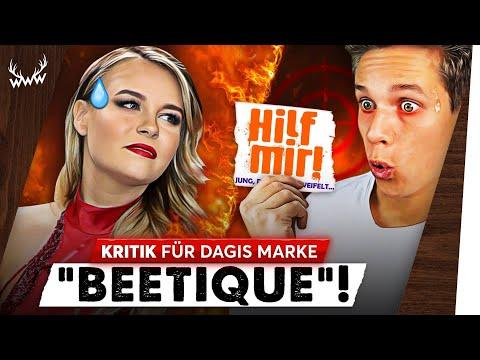 KRITIK an Dagis Beauty-Linie! • STOPPT TV-Schrott auf YouTube! | #WWW