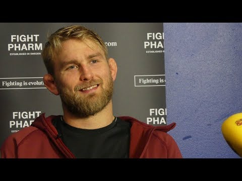 ALEXANDER GUSTAFSSON: 'I WILL KNOCK JON JONES OUT'
