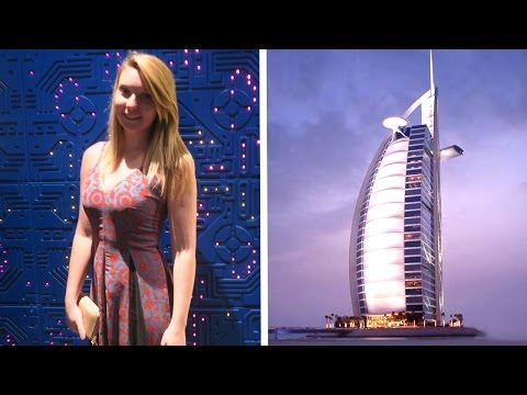 DINNER AT THE WORLDS ONLY 7 STAR HOTEL | BURJ AL ARAB…!!!