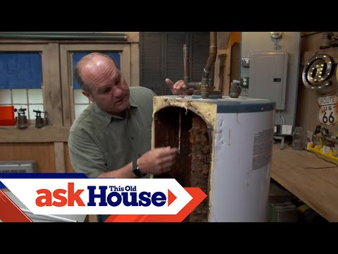 How To Prevent Plumbing Sulfur Smells | Ask This Old House