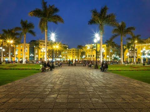 Lima, Peru - Travel Photography Workshop Day 1
