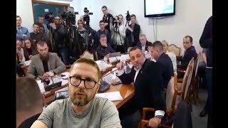 Бужанский гоняет Рябошапку