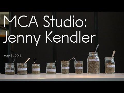 MCA Studio: Jenny Kendler