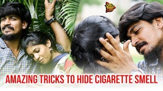 Naan Than Mukesh | Amazing tricks to hide Cigarette smell | Beard Thamizha