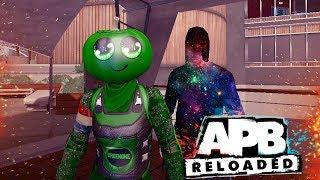 Вулкан затащил   APB Reloaded  67