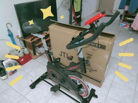 ติดเล่นรีวิว : จักรยานฟิตเนสจาก Lazada ราคาเกือบ3พัน จะปังหรือจะพัง (Part1/2)