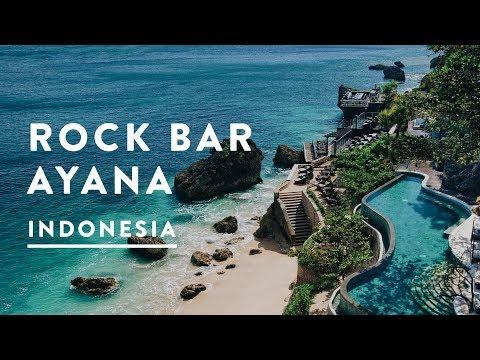 ROCK BAR BALI AYANA RESORT SUNSET | Jimbaran Travel Vlog 006, 2016