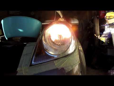Sonax fényszóró helyreállító
