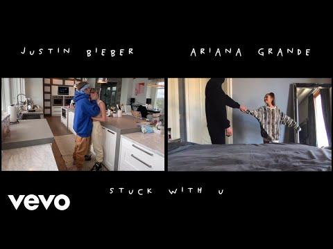 Ariana Grande & Justin Bieber (Tradução) – Stuck with U (Letra)