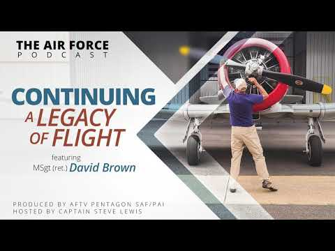 The AF Podcast - Continuing a Legacy of Flight