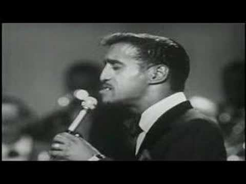 Sammy Davis Jr.  Who Can I Turn To When Nobody Needs Me