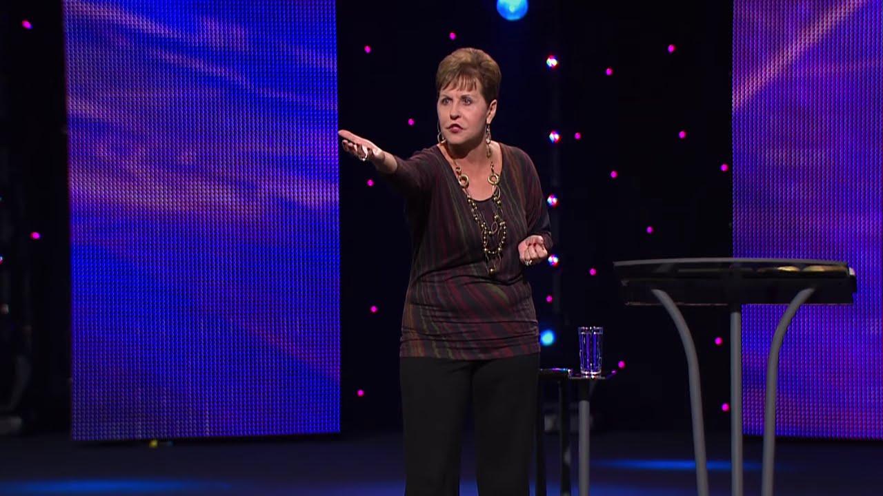 Wie Gottes Gnade uns verändert (1) – Joyce Meyer – Persönlichkeit stärken
