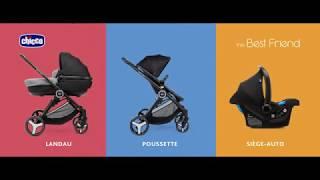 Trio Best Friend - Promenade - Chicco (VO Français) - 30s