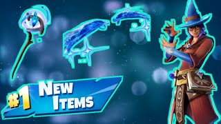 NEW Wizard Skins & Items Fortnite Live Stream!