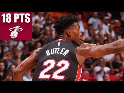 Jimmy Butler, Miami Heat Have Historic First Quarter Vs. Rockets | 2019-20 NBA Highlights (edited)