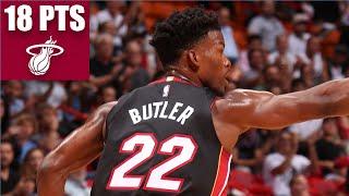 Jimmy Butler, Miami Heat Have Historic First Quarter Vs. Rockets | 2019-20 Nba Highlights  Edited