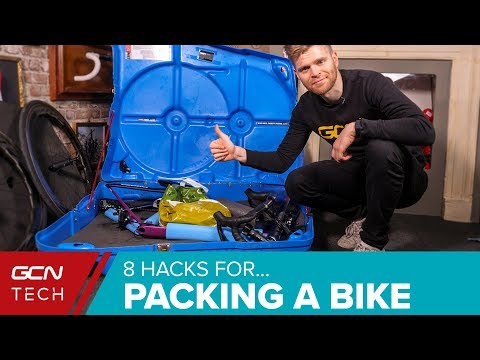 8 Hacks For Packing A Bike Box | Useful Tips For Travelling With Your Bike
