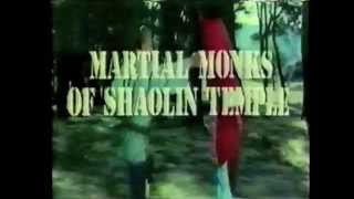Martial Monks of Shaolin Temple trailer
