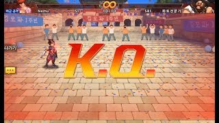 KOF'98 UM OL Korea Version Cross-Server Ladder Match 181014 - Nemuless❀