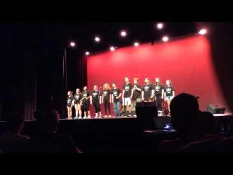 JCC Maccabi Artsfest Vocal Music, Put a little Love in your