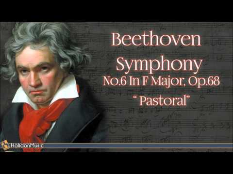 "Beethoven: Symphony No. 6 in F Major, Op. 68 ""Pastoral"" 