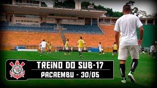 Sub 17 | Treino no Pacaembu