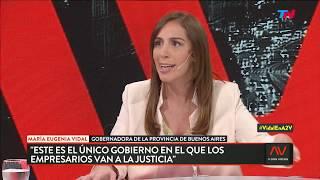 María Eugenia Vidal sin filtro | A DOS VOCES