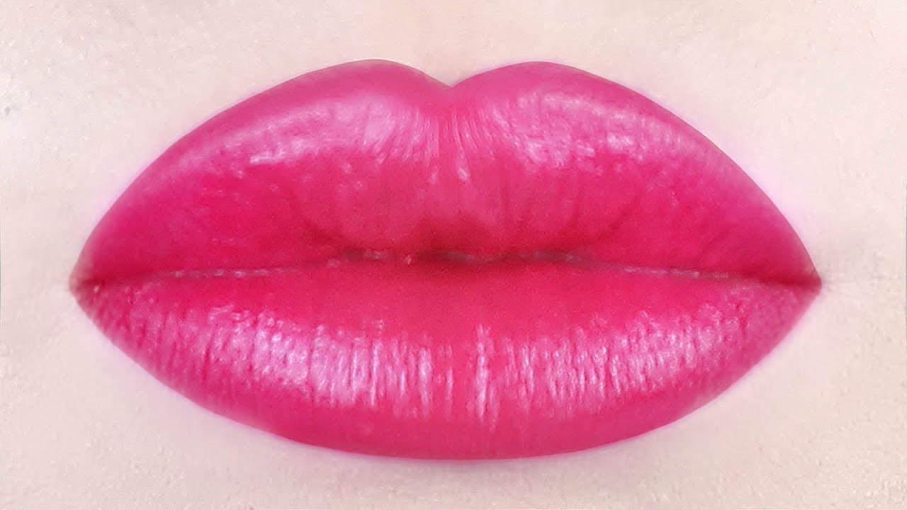 PERFECT BARBIE LIPS! LIPSTICK TUTORIAL - YouTube
