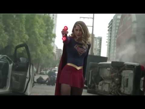 Supergirl tights 3