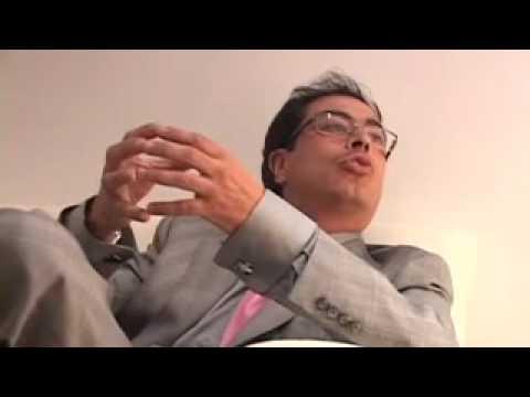 PETRO Y JOSE OBDULIO  HABLAN SOBRE RETRATOS EN UN MAR DE MENTIRAS PARTE 03