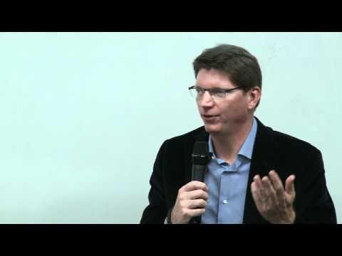 DLDCampus 2012: Public Lecture Niklas Zennström - Complete (2/3)
