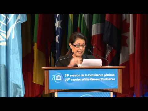 38th General Conference – 5 11 2015 General Policy Debate   Costa Rica