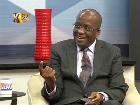 #K24Alfajiri: Meet Polycarp Igathe - MD, Equity Bank Kenya