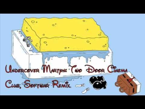 Under Martyn: Two Door Cinema Club, Softwar Remix