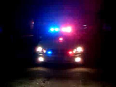 Federal Legend, Axixtech 8 Head Warning Bar, Brookstone Dash Light, Soundoff Ghost Grill Lights