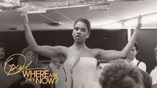 Audra McDonald on Her Battle with Depression | Where Are They Now | Oprah Winfrey Network