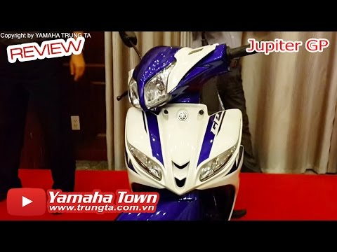 YAMAHA Jupiter Fi GP Edition 2014 - Review tổng quan ✔