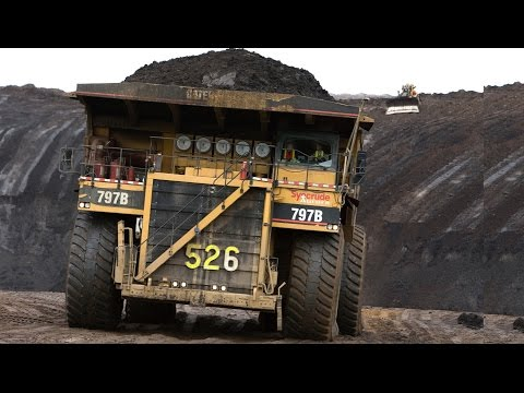 Crashes, Fires, Speeding. It's Not Easy Training On An Oil Sands Haul Truck