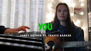 You - James Arthur ft. Travis Barker (Lena Damberger Cover)