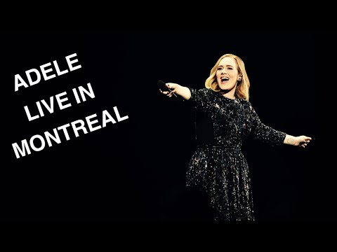 Adele - Rollin in the Deep- Encore Bell Centre
