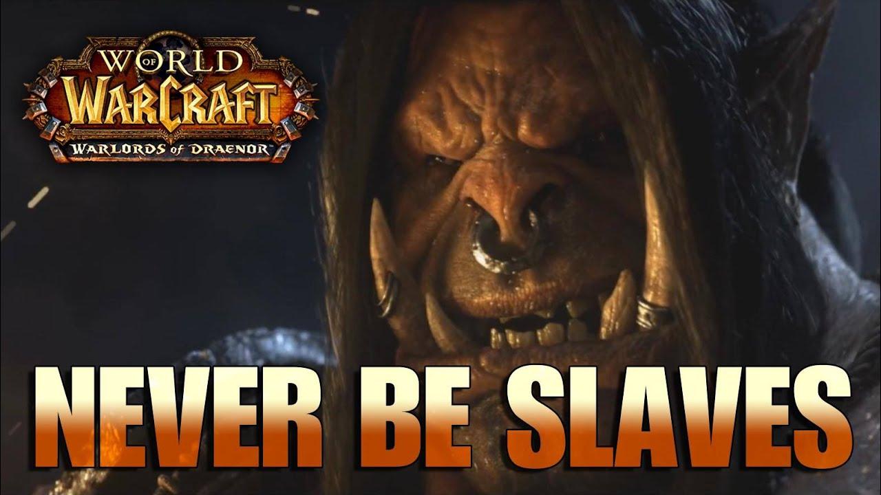 Warcraft slaves nude tube