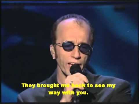 Massachusetts. The Bee Gees:  subtitulada Ingles