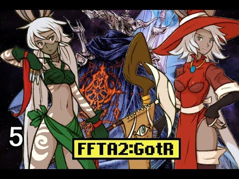 Final Fantasy Tactics A2 Grimoire of the Rift DS Part 5 - Knowing the Beast, Kyrra Dragoon