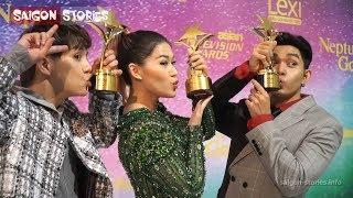 Jun Phạm, Duy Khánh, Lương Thế Thành đoạt giải Diễn viên xuất sắc Ngôi Sao Xanh 2019