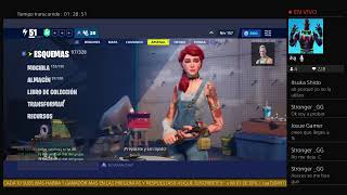 GIFTING WEAPONS TO SAVE THE WORLD!!!! FRIDAY IS HANDED OUT!!! FORTNITE BATTLE ROYALE RAA7304