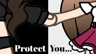 """Protect You..."" Ep. 1 {Gacha Life Series, Lesbian Love Story}"