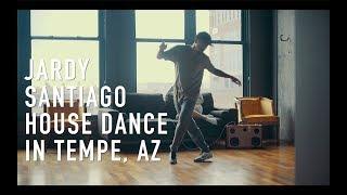 Jardy Santiago House Dance in Tempe, Arizona thumbnail