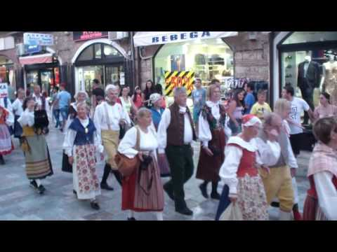 "International Folklore Festival ""Alexander The Macedonian"" 2015 Ohrid , Macedonia Full Video"