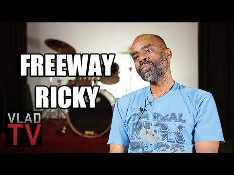 Freeway Ricky Recalls Being Sold $70,000 Worth of Cake Mix