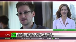 Nsa Leaker Snowden Plans To Settle In Russia, Find Work
